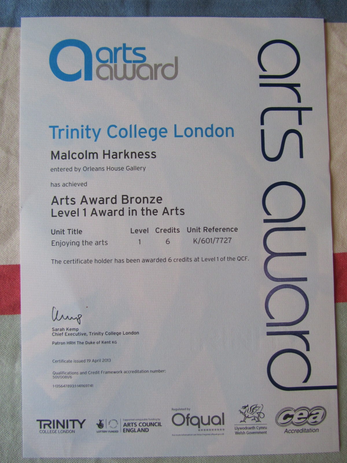 arts award certificate free download freemium templates