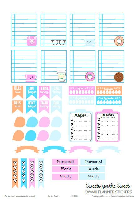 photo relating to Diy Planner Templates titled Lovable Planner Templates - Cost-free Obtain