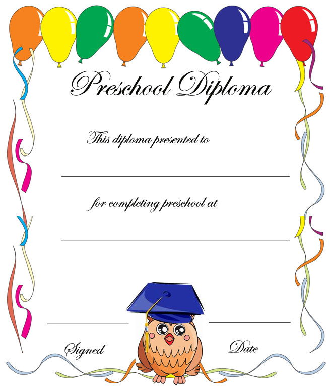 photograph regarding Printable Diplomas Templates identified as Totally free Printable Diplomas - Absolutely free Obtain